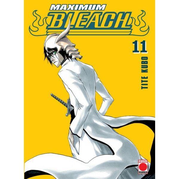 Maximum Bleach #11 Manga Oficial Panini Cómic