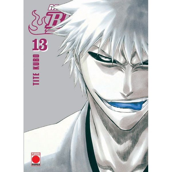 Maximum Bleach #13 Manga Oficial Panini Cómic