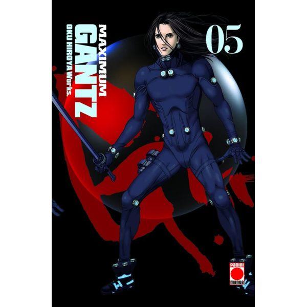 Maximum Gantz #05 Manga Oficial Panini Manga (Spanish)
