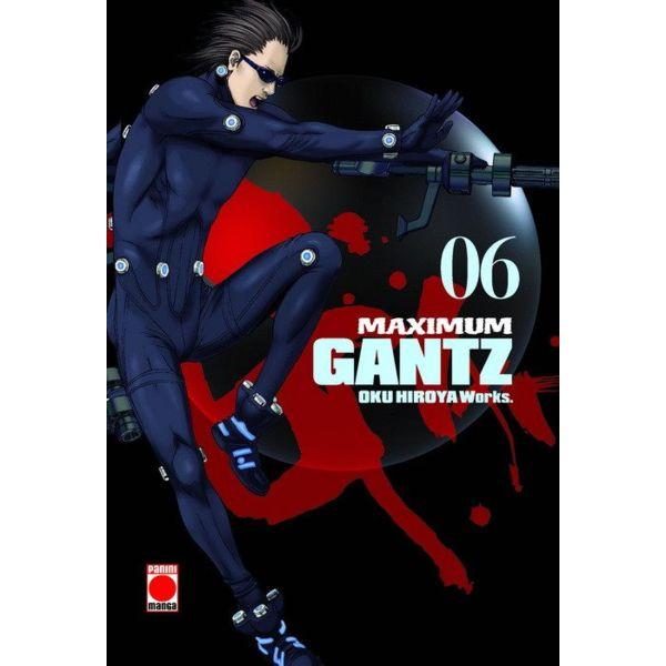 Maximum Gantz #06 Manga Oficial Panini Manga