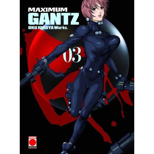 Maximum Gantz #03
