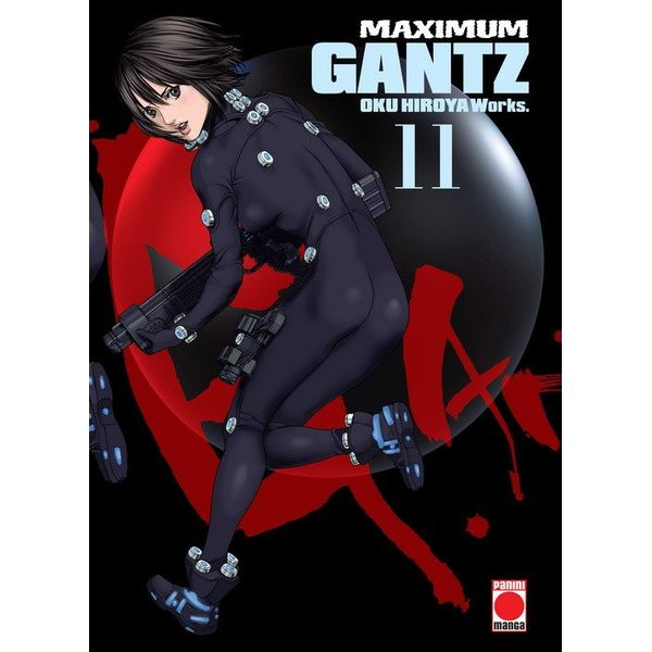 Maximum Gantz #11 Manga Oficial Panini Manga (Spanish)