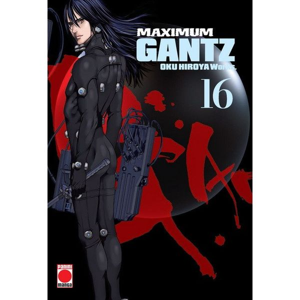 Maximum Gantz #16 Manga Oficial Panini Manga