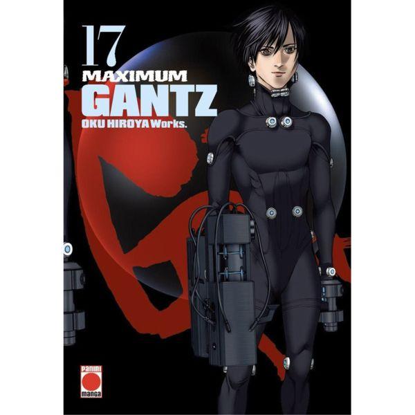 Maximum Gantz #17 Manga Oficial Panini Manga