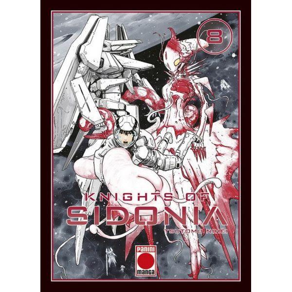 Knights of Sidonia #08 Manga Oficial Panini Manga
