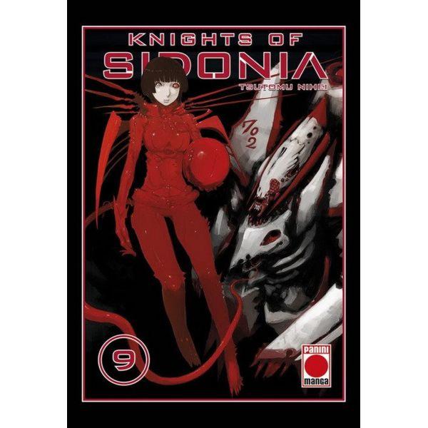 Knights of Sidonia #09 Manga Oficial Panini Manga