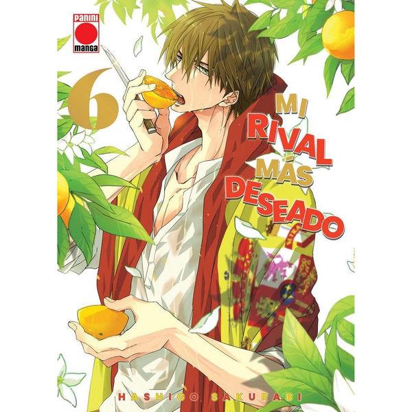 Mi Rival Mas Deseado #06 Manga Oficial Panini Comics