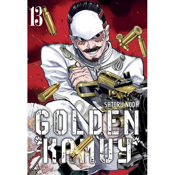 Golden Kamuy #13 Manga Oficial Milky Way Ediciones