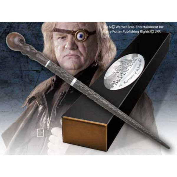 Alastor Mad-Eye Moody Wand Official Replica Harry Potter