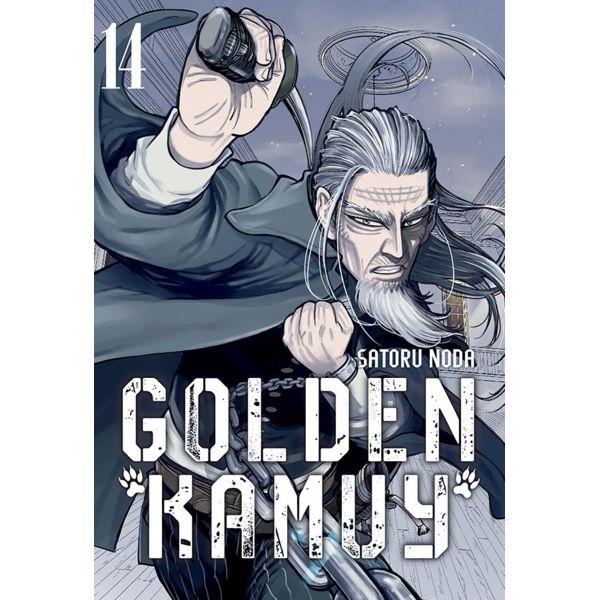 Golden Kamuy #14 Manga Oficial Milky Way Ediciones
