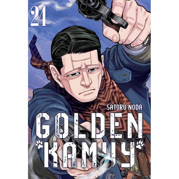 Golden Kamuy #24 Manga Oficial Milky Way Ediciones