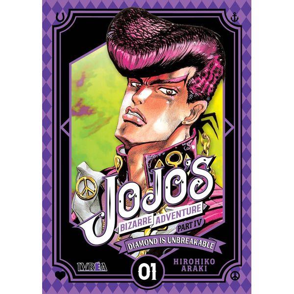 Jojo's Bizarre Adventure Diamond is Unbreakable #01