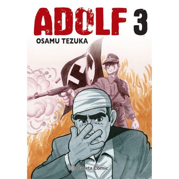 Adolf Edición Tankobon #03 Manga Planeta Cómic