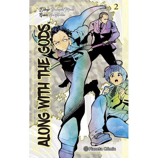 Along With The Gods #02 Manga Planeta Cómic