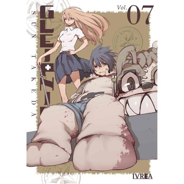 Gleipnir #07 Manga Oficial Ivrea (spanish)