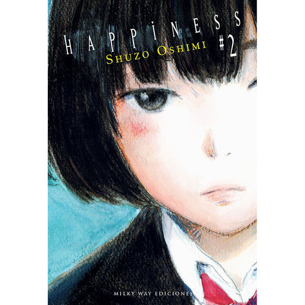 Happiness #02 Manga Oficial Milky Way Ediciones (Spanish)