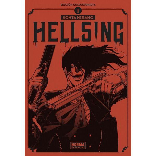 Hellsing Edición Coleccionista #01 Manga Oficial Norma Editorial