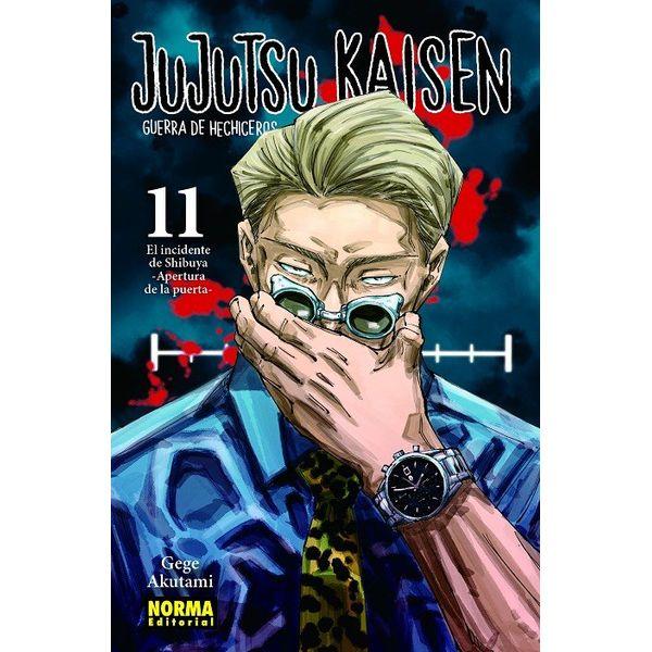 Jujutsu Kaisen #11 Manga Oficial Norma Editorial