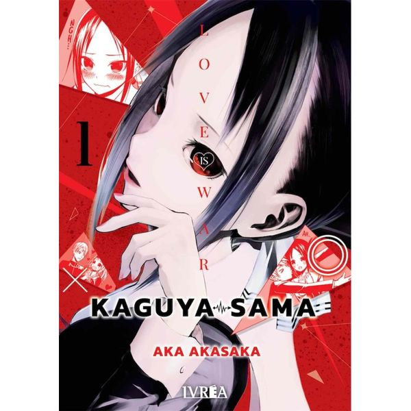 Kaguya-sama: Love Is War #01 Manga Oficial Ivrea