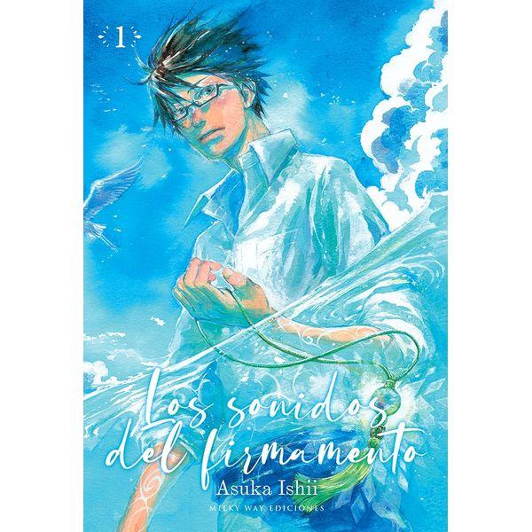 Los Sonidos Del Firmamento #01 Manga Oficial Milky Way Ediciones