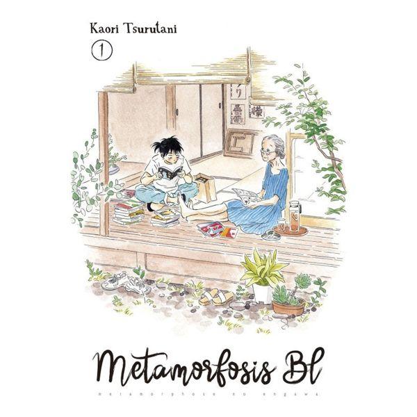Metamorfosis BL #01 Manga Oficial Norma Editorial