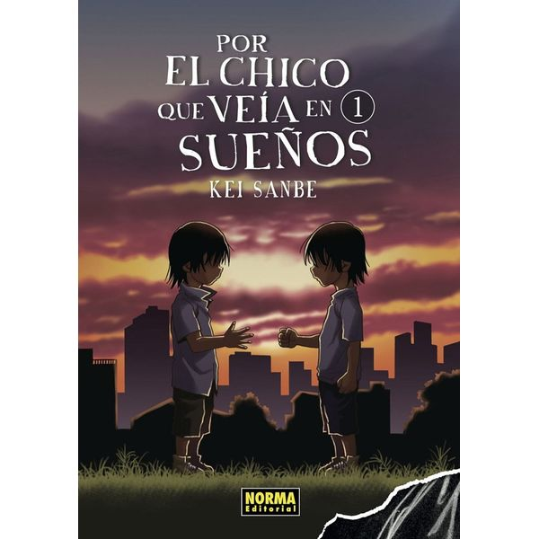 Por El Chico Que Veía En Sueños #01 Manga Oficial Norma Editorial