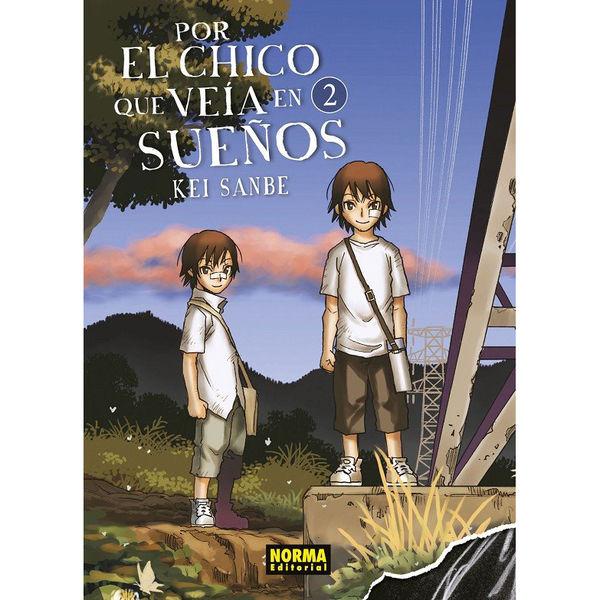Por El Chico Que Veía En Sueños #02 Manga Oficial Norma Editorial