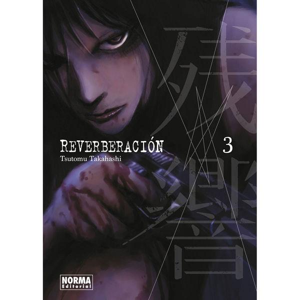 Reverberacion #03 Manga Oficial Norma Editorial