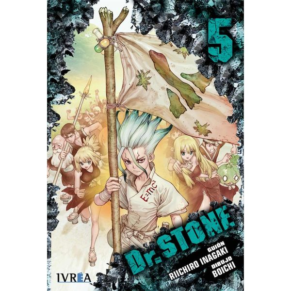 Dr. Stone #05