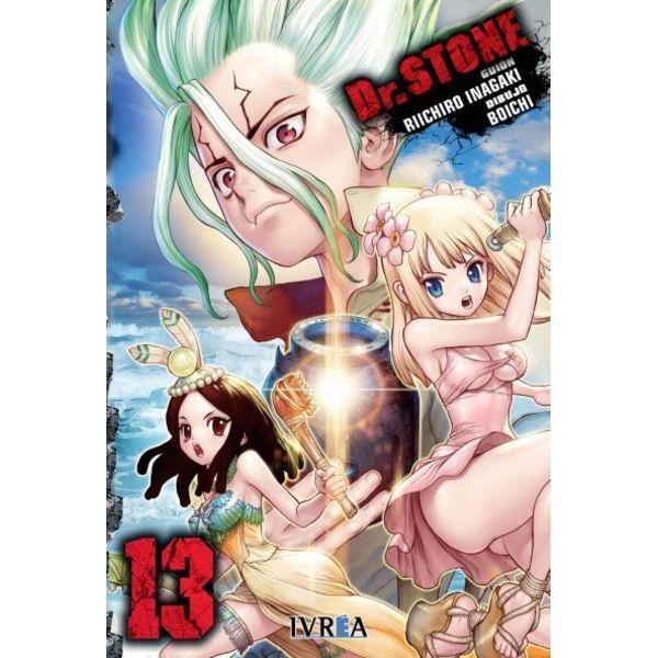 Dr. Stone #13 Manga Oficial Ivrea