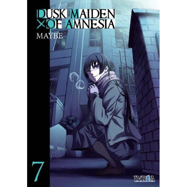 Dusk Maiden of Amnesia #07 Manga Oficial Ivrea
