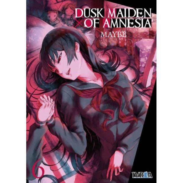 Dusk Maiden of Amnesia #06 Manga Oficial Ivrea