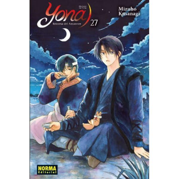Yona, la princesa del Amanecer #27 Manga Oficial Norma Editorial (Spanish)