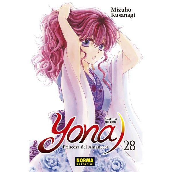 Yona, la princesa del Amanecer #28 Manga Oficial Norma Editorial