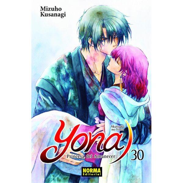 Yona la princesa del Amanecer #30 Manga Oficial Norma Editorial