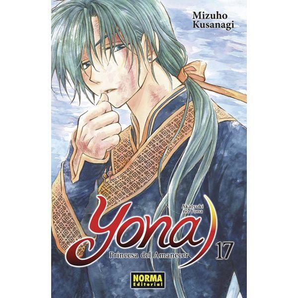 Yona, la princesa del Amanecer #17 Manga Oficial Norma Editorial