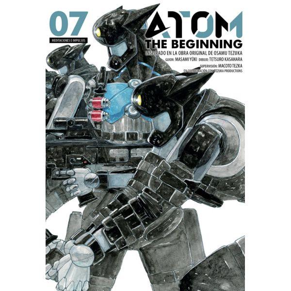 Atom the Beginning #07
