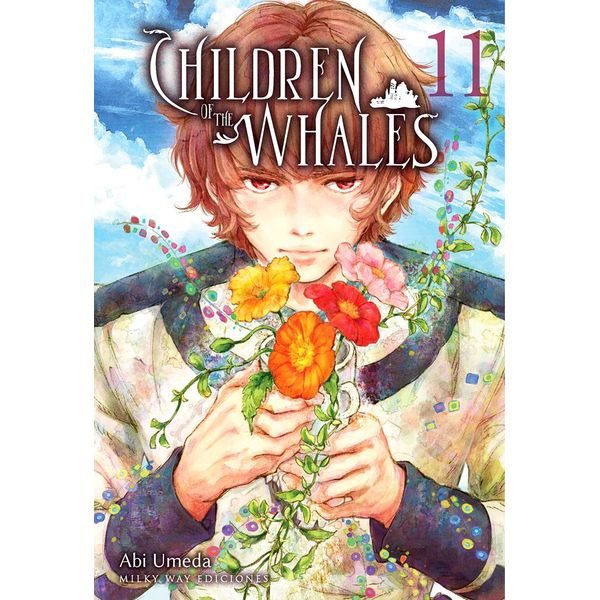 Children of the Whales #11 Manga Oficial Milky Way Ediciones