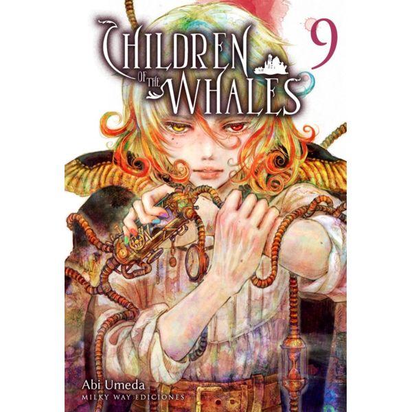 Children of the Whales #09 Manga Oficial Milky Way Ediciones