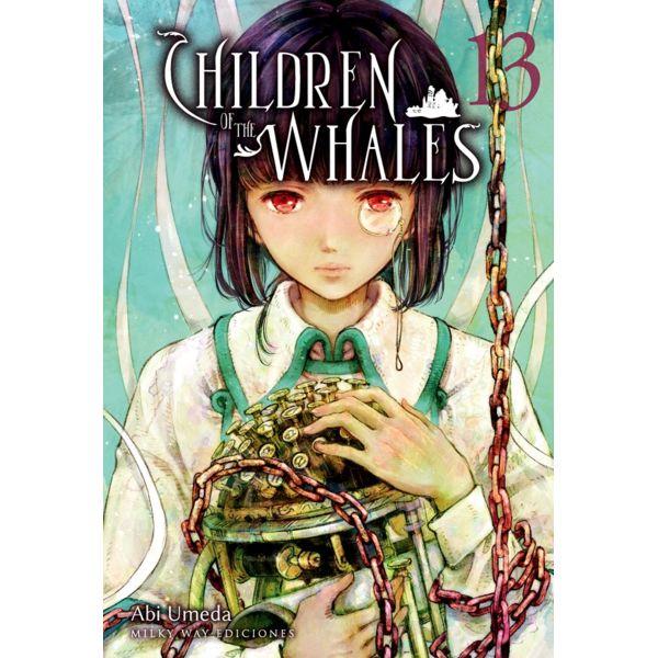 Children of the Whales #13 Manga Oficial Milky Way Ediciones