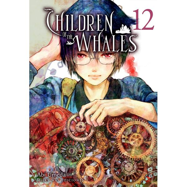 Children of the Whales #12 (spanish) Manga Oficial Milky Way Ediciones