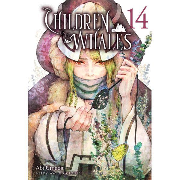Children of the Whales #14 (spanish) Manga Oficial Milky Way Ediciones