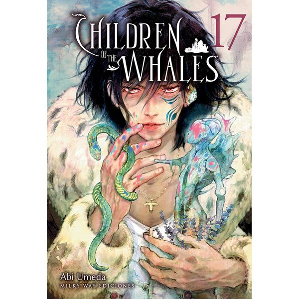 Children of the Whales #17 Manga Oficial Milky Way Ediciones