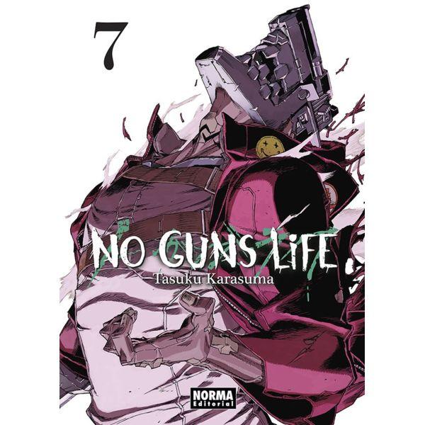 No Guns Life #07 Manga Oficial Norma Editorial