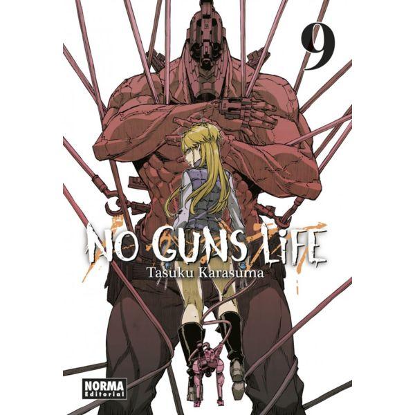 No Guns Life #09 Manga Oficial Norma Editorial