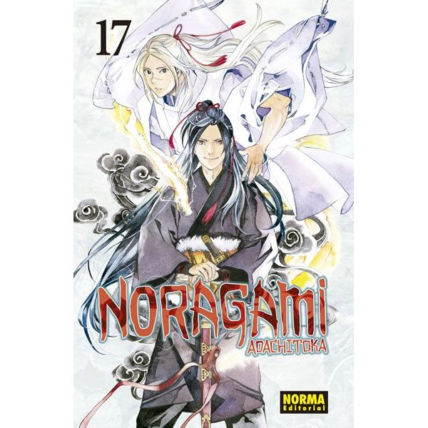 Noragami #17 Manga Oficial Norma Editorial
