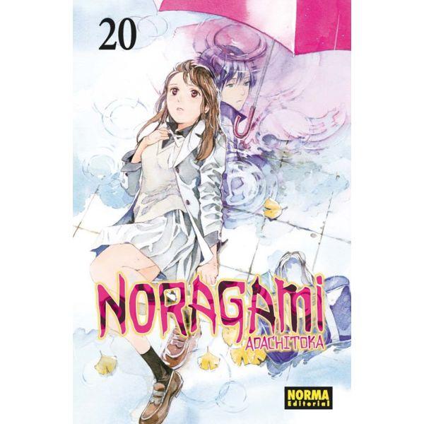 Noragami #20 Manga Oficial Normal Editorial