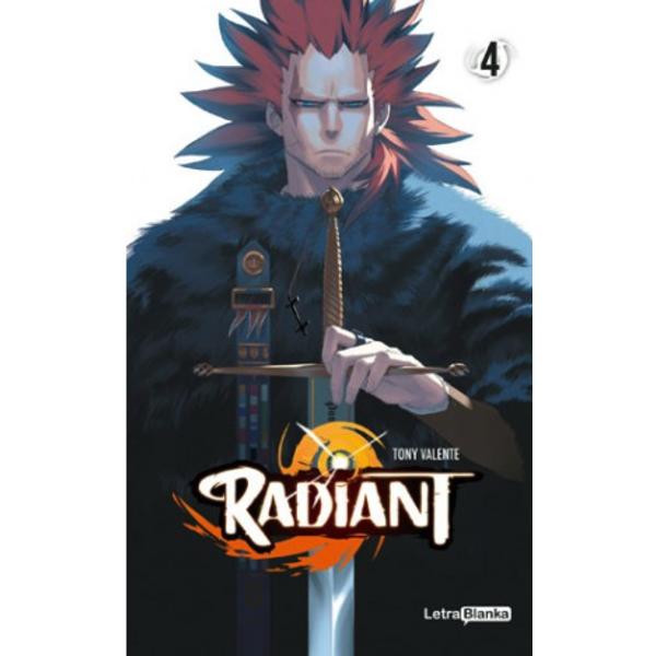 Radiant #04 Oficial Letra Blanka