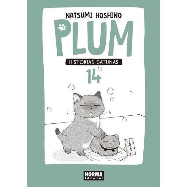 Plum Historias Gatunas #14 Manga Oficial Norma Editorial