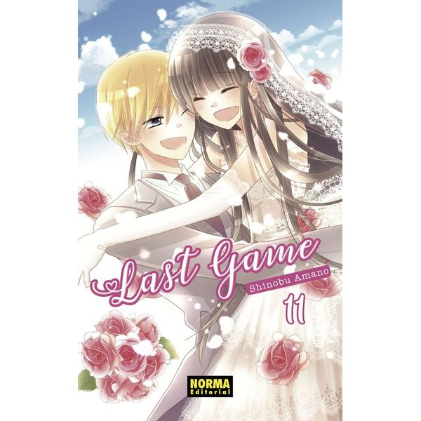 Last Game #11 Manga Oficial Norma Editorial